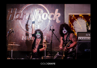Kiss Forever Band @Hard Rock Cafe Munich 07