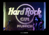 Kiss Forever Band @Hard Rock Cafe Munich 08