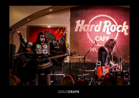 Kiss Forever Band @Hard Rock Cafe Munich 09