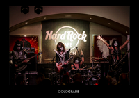 Kiss Forever Band @Hard Rock Cafe Munich 10