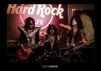Kiss Forever Band @Hard Rock Cafe Munich 12